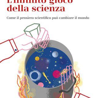"""Antonio Ereditato """"L'infinito gioco della scienza"""""""