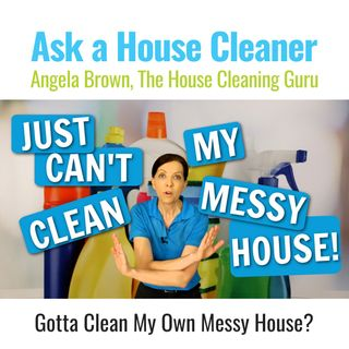 Are You Emotionally Attached to Your Own Messy House? | Too Tired to Clean?
