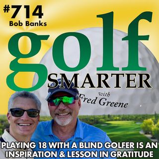 Playing 18 with a Blind Golfer is Both an Inspiration and a Great Lesson in Gratitude