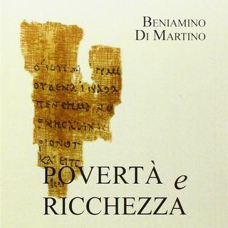 25 - Povertà e ricchezza. Esegesi dei testi evangelici
