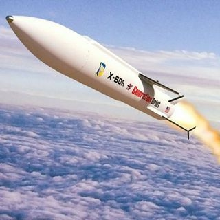 CHINA'S 'HYPERSONIC' NUCLEAR MISSILE