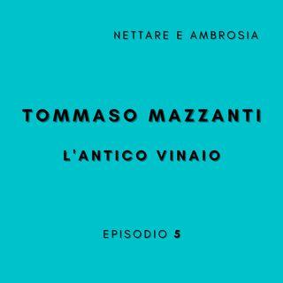 Tommaso Mazzanti - L'Antico Vinaio di Firenze