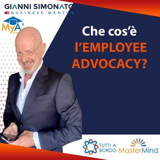 #63 Employee Advocacy - Gianni Simonato - Business Mentor