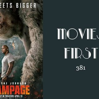 381: Rampage - Movies First with Alex First