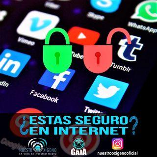 NUESTRO OXÍGENO ¿Estas seguro en internet - Nazly Borrero Vasquez