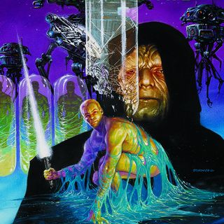 """Syndicated Source Material 010 and 011 - Star Wars - """"Dark Empire"""""""