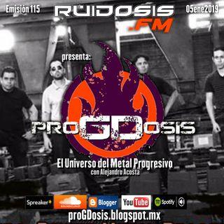 proGDosis 115 - 05ene2019 - Outer Heaven