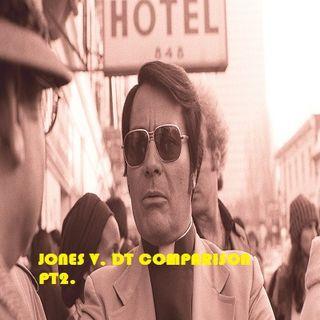 8 - P4T EXTRA - JIM JONES v DT COMPARISON with HUE FORTSON INTERVIEW PT2