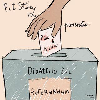 Pit & Nina - Dibattito sul Referendum Costituzionale