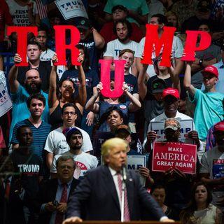 @realDonaldTrump VS BLACK AMERICA: DOES PRESIDENT TRUMP HURT BLACK PEOPLE??
