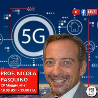 Prof. Nicola Pasquino sul 5G e i miti da sfatare
