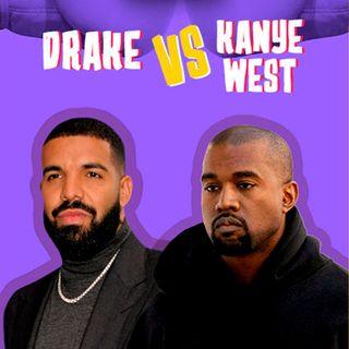 Drake Vs Kanye West: El pleito que nunca acaba