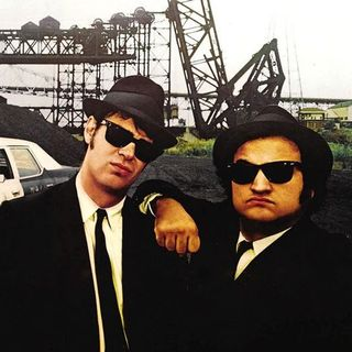 Flip, Flop & Fly di Blues Brothers