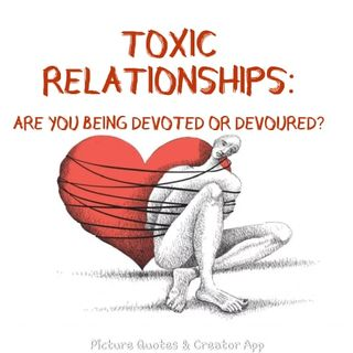 Episode 9: Toxic Relationships