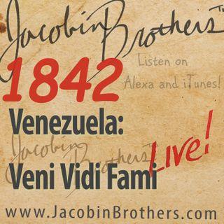 JBL1842 Venezuela: Veni, Vidi, Fami