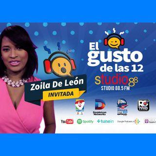 El Gusto de las 12 -Episodio 40-  Agosto-23- 2019 - Zoila De Leon