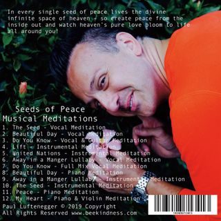 Paul Luftenegger The Authentic Way To Locate Peace