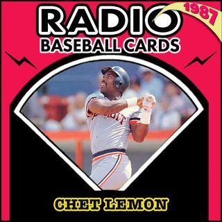 Chet Lemon on Tigers '84 World Series
