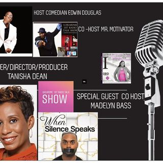 Uheardme 1ST RADIO TALK SHOW-Writer-Producer-Director-Tanisha Dean