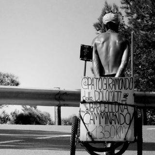 PatoGiramondo, dalle Dolomiti a Barcellona... camminando.