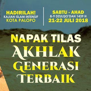 Napak Tilas Akhlak Generasi Terbaik - Sesi Tanya Jawab (Al Ustadz Bambang)