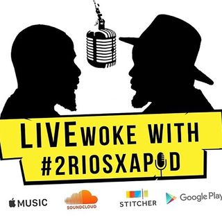 """LIVEwoke Episode 45-#Sidebarz with the homies!! feat Quan C. and """"The Gunslinger"""""""