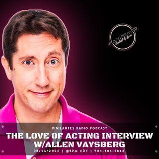 The Allen Vaysberg Interview.