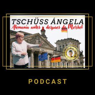 Tschüss Ángela Merkel