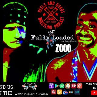 225. WWF Fully Loaded 2000