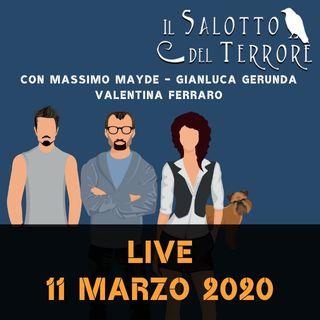 Paranormalità, Misteriosità, e Dintorni - LIVE - 11 Marzo 2020