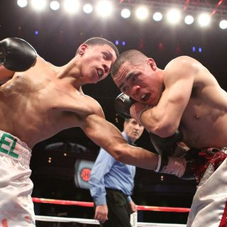 Ringside Boxing Show: Joel Diaz Jr. on re-starting his career, washing GGG's big-ass underpants, & other boxing lessons