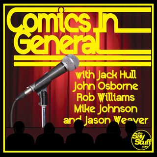 Comics in General Ep 210 - Hi Again