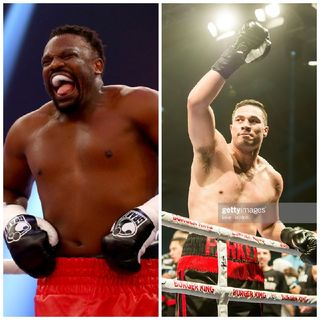 Big fights Joseph Parker Vs Dereck Chisora