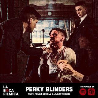 PEAKY BLINDERS | feat. Paula Gonell y Julio Vargas