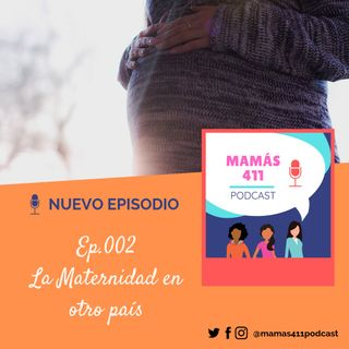 002- La maternidad en otro país.