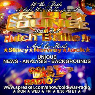 Cold War Radio - CWR#632 9_28_18
