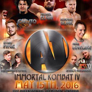 ENTHUSIASTIC REVIEWS #10: Alpha-1 Immortal Kombat IV (2016)