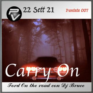 Carry On Puntata 007 del 22/09/21