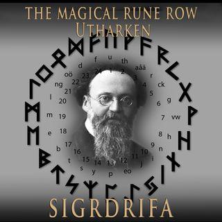 The magical rune row Utharken