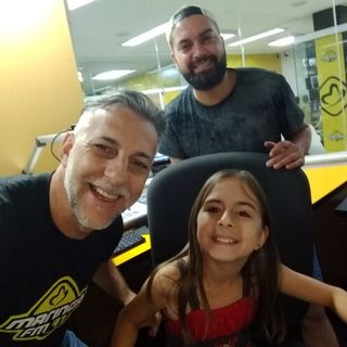 Podcast Papinho com a Maju na Maringá FM
