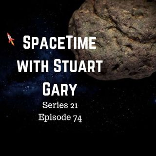 74: How asteroid impacts shaped Earth's ancient geology - SpaceTime with Stuart Gary Series 21 Episode 74