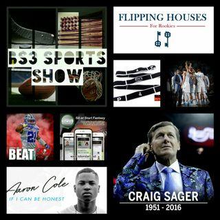 BS3 Sports Show 12.17.16 (Sponsored by @SitOrStartApp, Ziv's Workout, & @flippinghouses3)