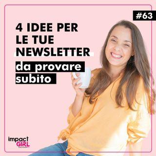 4 Idee per Creare la Tua Newsletter (e 2 Errori da Evitare)