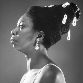 Black History Month Celebrating Women of Color - Nina Simone