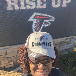 Respect the Atlanta Falcons! #ashsaidit