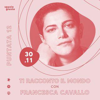 Puntata 12 - Ti racconto il mondo: come educare i bambini alla diversità con Francesca Cavallo
