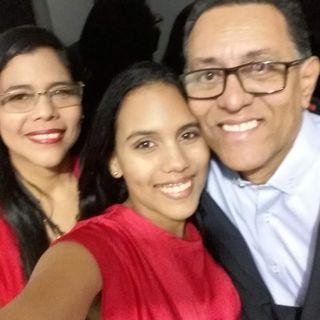 SALUDO DE LOS PASTORES FRANCISCO Y GRISELDINA DE LA PEÑA MINISTERIO CRISTIANO EVANGELICO
