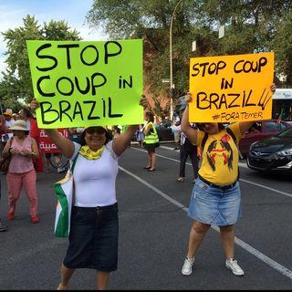 Kup i Brasilien - 20. august 2016