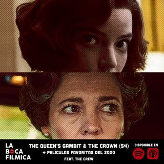 THE QUEEN'S GAMBIT & THE CROWN (S4) + PELÍCULAS FAVORITAS 2020  | feat. The Crew