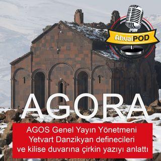 'Anadolu'da kiliseler ve tarihi eserler definecilerin tehdidi altında'